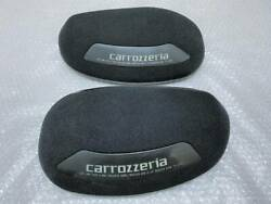 Carrozzeria Ts-a70Ⅱ Pioneer Vintage Car Speakers 80and039s Tested Working Good F/s