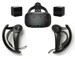 Valve Index Controllers And Htc Vive Full Vr Kit