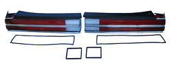 1984-1987 Buick Regal 2-door T-type Tail Light Assemblies. Left And Right Pair