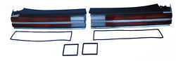 1984-1987 Buick Regal 2-door Tail Light Assemblies Complete. Left And Right Pair