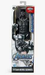 Avengers Marvel Titan Hero Series Black Panther 12quot; Action Figure New