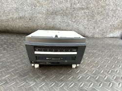 ✔mercedes W216 Cl550 Cl600 Center Console Dash Cd Changer Dvd Player Switch Oem