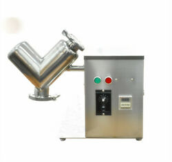 Small V Type 2l Powder Mixer Mixing Machine Blender For Pharmaceutical Food Vh-2