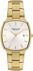 Menand039s Kc50892006 Kenneth Cole New York Japanese-quartz Stainless-steel Watch