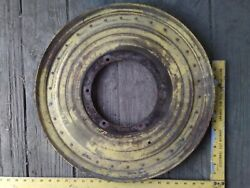 New Holland 479 Haybine Reel Drive Pulley 245087