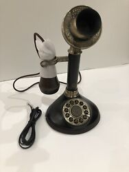 Collector's Series Paramount Candlestick Phone 1919 Replica