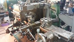 3 Warner And Swasey M-2200 Square Head Turret Lathe, 10 Hp, Hyd. Collet Closer