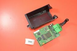 Y16 04-06 Acura Tl Front Bluetooth Cellphone Control Module Hfl Genuine Green