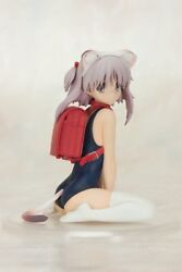 New Orchid Seed To Heart2 Nanako School Swimsuit Ver. Pvc Figure Japan F/s