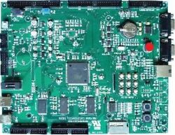At91sam9260 Arm9 Board, Ethernet, 2x Rs232, 1x Usb Host And Dev