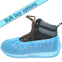 Disposable Overshoes / Shoe Covers - Value 2g - Embossed - Qty Deals