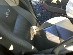 Driver Front Seat Bucket Leather Electric Fits 05-10 Grand Cherokee 1908945