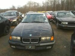 No Shipping Passenger Right Front Door Sedan Electric Fits 92-97 Bmw 318i 2142