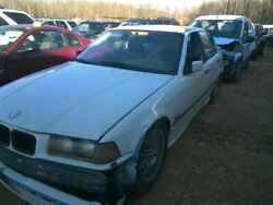 No Shipping Passenger Right Front Door Sedan Electric Fits 92-97 Bmw 318i 2119