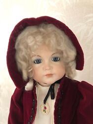 Collectable Porcelain Dolls, Mein Liebling, My Darling 29