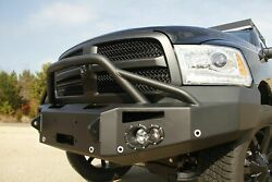 Fab Fours For 2014-2017 Ram 1500 Premium Winch Front Bumper Fits - Dr13-f2952-1