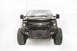 Fab Fours For 17-18 Ford F-250/350 Sd Premium Winch Front Bumpers - Fs17-a4152-1