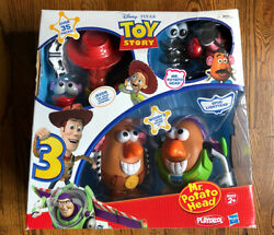 Mr. Potato Head Toy Story 3 New In Box    Never Opened 🔥🔥rare Find🔥🔥