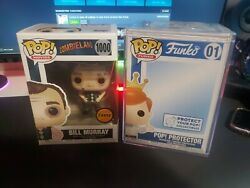 Funko Pop Movies Zombieland Bill Murray 1000 Limited Edition Chase