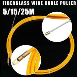 25m Push Puller Wire Cable Duct For Telecom Electrical Wall Conduit