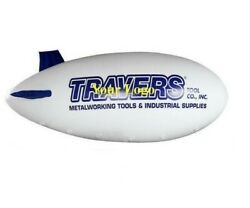 10m 32.8ft Giant Inflatable Advertising Blimp /flying Helium Balloon/your Logo Y