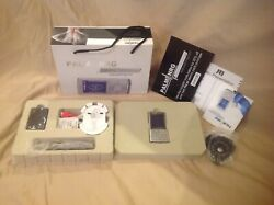 Tens Unit Muscle Stimulation Palm Massager Digital Therapy Fda Brand New In Box