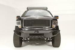 Fab Fours For 09-14 F-150vengeance Front Bumper Fits - Ff09-d1951-1