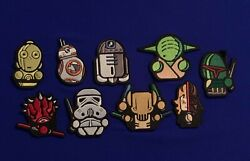 Star Wars Morale Patch Embroidery Official Velcroandreg Tactical Disney Marvel Badge