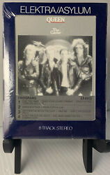 Queen The Game Vintage 8-track Tape 5t-8513 Sealed New