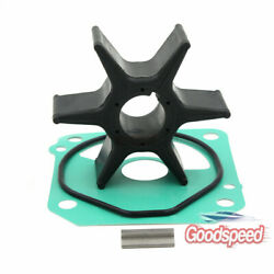 For Honda Bf75 Bf90 Bf115 And Bf130 Water Pump Impeller Kit 06192-zw1-000 Engine