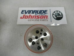 T60 Evinrude Johnson Omc 389836 Oil Pump Assembly Oem New Factory Boat Parts