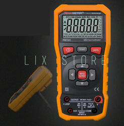 Pm7221 Process Calibrator For Huayi Voltage And Current Signal Generator 24ma
