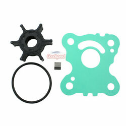 Water Pump Impeller Kit For Honda Bf8 9.9/15/20 Hp 06192-zw9-000 Outboard Engine