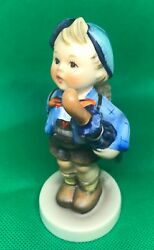 Hummel Home From Market, Tmk-2, 198/1, 1948 Mint Condition