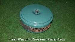 Volvo Penta Aqad40 B Air Cleaner Housing 22004848 Accepts Filter 858488