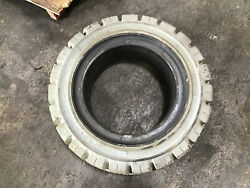 Magnum Solideal 28x9-15 Tires Non-marking Solid Fork-lift Tire 7.00-15 Rim T208