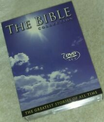 The Bible Collection Biblical Stories 7 Dvd Set 15 Hours God Church