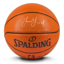 Unopened Jalen Green Autographed Spalding Basketball + Free Shipping