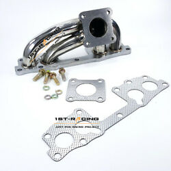 Stainless Steel Turbocharger Exhaust Manifold For Toyota 22r-te Engine/4runner