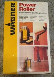New Wagner Power Roller Home Interior Painting System 0155001