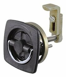Flush Mount Pull Latch Handle Non Locking Marine Boat Cabinet Replacement Part