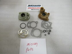 N33 Mercury Quicksilver 46-48744a3 Water Pump Kit Oem New Factory Boat Parts
