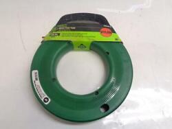 Greenlee Nylon Fish Tape 50' Electrical Wire Puller Ftn536-50 New R22t1