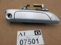 02 03 04 05 Civic Coupe Right Passenger Side Door Exterior Outer Handle Outside