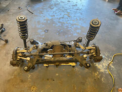 07-12 Lexus Ls Rear Suspension With Differential Complete Oem