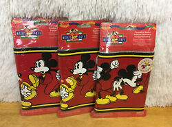 Mickey Mouse Decorative Border For Kids Room 3 Packs 15 Yards