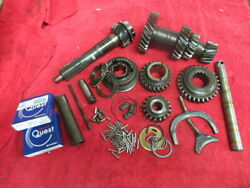 55 - 62 Ford V8 Engine F100 Pickup Complete 3 Speed Gear Set Used