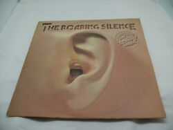 Manfred Mann's Earth Band The Roaring Silence Vinyl 1977 Bronze Records 24385