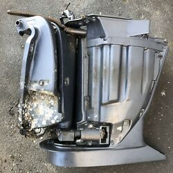Yamaha 250 Hp F250txr 2006 25andrdquo Outboard Engine Motor Exhaust Midsection 330 Hrs