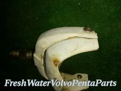 Volvo Penta Rare 270t 280t Aq270t A280t Steering Helmet And Fork 832839, 832868